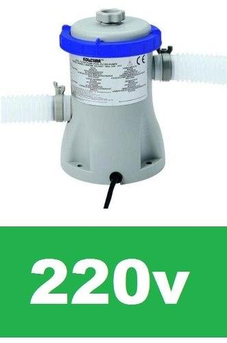 Bomba Filtrante Piscina Bestway 1249 LH 220v Cod #58145 #58381 - GIFTCENTER