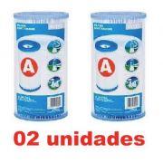 Kit 02 Cartuchos A Filtro Intex Bomba Filtrante 2006 3785 - GIFTCENTER