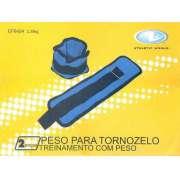 Aparelho de Ginastica - Peso para Tornozelo 02 pcs - Codigo EF 6434 - GIFTCENTER