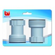 Par de Adaptadores B Bestway Intex Cod 58236 - GIFTCENTER