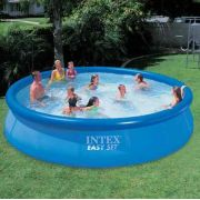 Piscina Intex 10681 Litros STD com Capa - GIFTCENTER