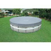 Capa Para Piscina Intex Estrutural 549 Cm 5,49 m 18' 24310 L #28041 - GIFTCENTER