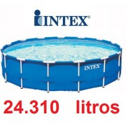 Piscina Intex 24310 litros STANDARD 24311 - GIFTCENTER