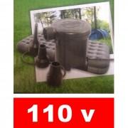 Bomba de Inflar Elétrica modelo CRF 110v - GIFTCENTER