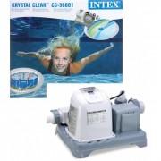 Gerador de Cloro Intex Luxo Krystal Clear CG 56601 - GIFTCENTER