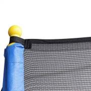 Trampolim 3,65 M Com Rede De Proteção Cama Elástica Pula Pula  Athl Wks - GIFTCENTER