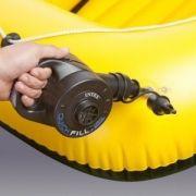 Bomba De Inflar Elétrica Intex Quick Fill 060 110v para Casa Carro #66621 - GIFTCENTER