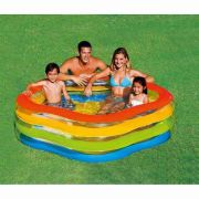Piscina Familiar Verão 466 L Intex #56495 - GIFTCENTER