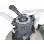 Bomba Filtro Intex Sistema de Areia Krystal Clear 110v 6.000 L/H #28645 - GIFTCENTER