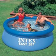 Piscina PVC Easy Set Redonda 2.419L - Intex - GIFTCENTER