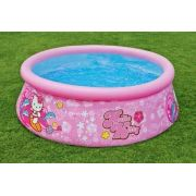 Piscina Intex Inflável 886 Litros Std HELLO KITTY 183 cm X 51 cm #28104 - GIFTCENTER