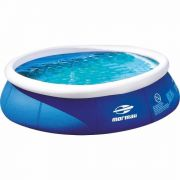 Piscina Inflável Mormaii 2600 Litros + Forro - GIFTCENTER