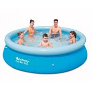 Piscina Bestway 2300 Litros Inflável STD + Forro - GIFTCENTER