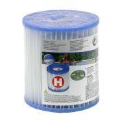 Kit com 02 unidades do Cartucho H Refil Filtro para Bomba Filtrante Intex 1250 LH - GIFTCENTER