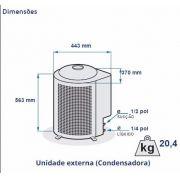 Ar Condicionado Split 12000 Btu Frio 220v Midea Vize 42MDCA12M5 - GIFTCENTER