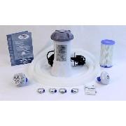 Bomba Filtrante Piscina Intex 1250 LH 110v + 03 Filtros ( 2 + 1 ) - GIFTCENTER