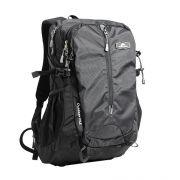 Mochila Ozark Trail 35 Litros BP1307 C porta Notebook preta - GIFTCENTER