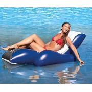 Poltrona Flutuante Angra Intex Inflável Piscina Porta Copos Lounge #58868 - GIFTCENTER