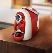 Máquina de Café Espresso Cafeteira Multibebidas Tres Três Corações Modo 127v Vermelha - GIFTCENTER