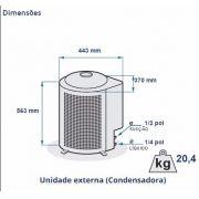 Ar Condicionado Split 12000 Btu 220v Midea Vize Unidade Externa ( apenas a CONDENSADORA ) - GIFTCENTER