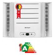Ar Condicionado Springer Duo Janela 7.500 BTU Frio 220v Modelo QCA075RBB Eletrônico 670W - GIFTCENTER