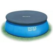 Piscina Intex 3853 litros com bomba de inflar Q1 e capa - GIFTCENTER