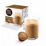 Nescafé Dolce Gusto CAFÉ AU LAIT Leite Caixa Com 16 Cápsulas - GIFTCENTER