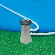 Capa 4,57 Estrutural + Kit de Limpeza + Bomba Filtrante 2006 LH 110v Intex - GIFTCENTER