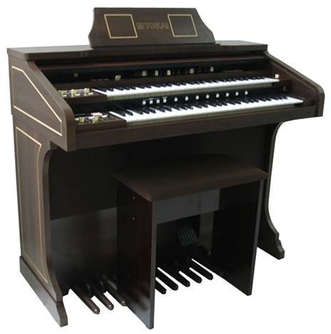 Órgão Eletrônico Tokai T 1 Litúrgico Wengue