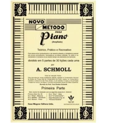 Novo Método para Piano A. Schmoll - Primeira Parte