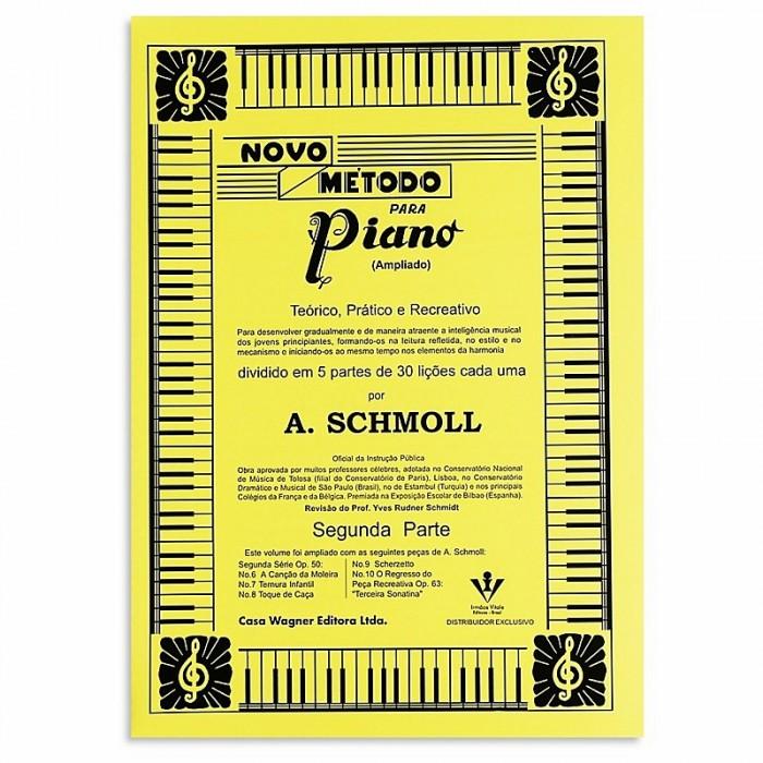 Novo Método para Piano A. Schmoll - Segunda Parte