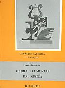 Compêndio de Teoria Elementar da Música - Osvaldo Lacerda
