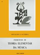 Exercícios de Teoria Elementar da Música - Osvaldo Lacerda