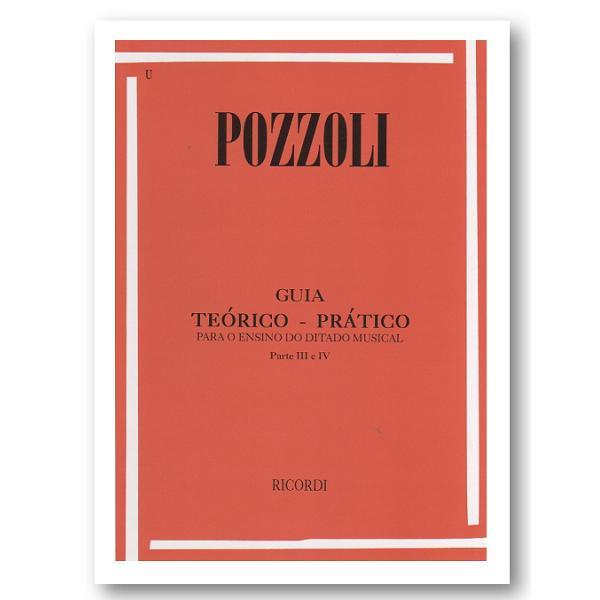 Guia Teórico-Prático para o Ensino do Ditado Musical - Pozzoli - Parte III e IV