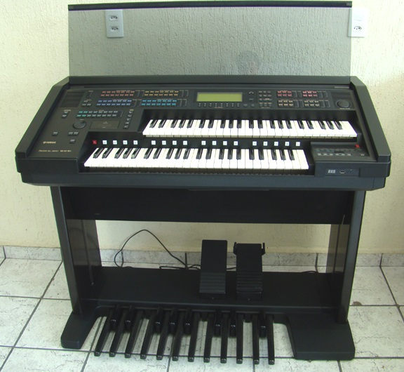 �rg�o Eletr�nico Yamaha Electone EL 900. Made in Japan!