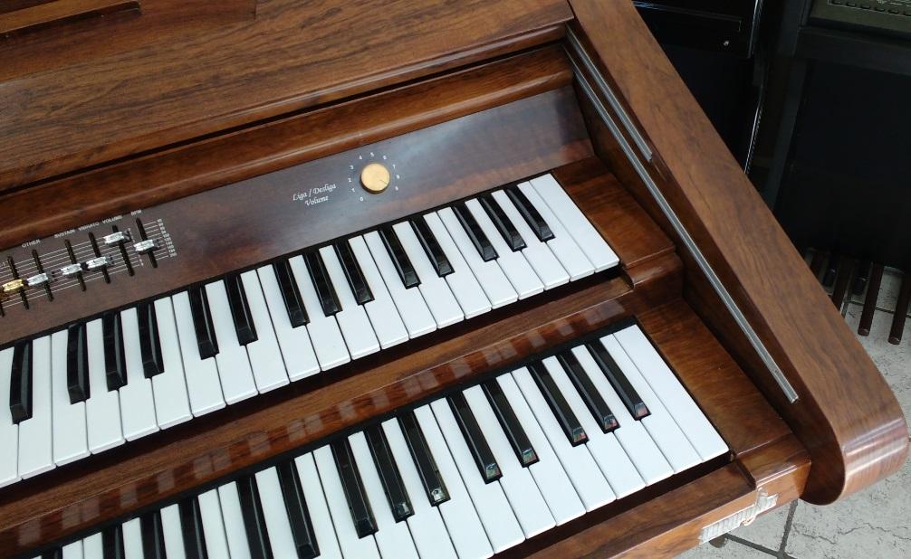 Órgão Eletrônico Harmonia HS 500 Madeirado - Lançamento, Venha Conferir!  - Teclasom Instrumentos Musicais Ltda