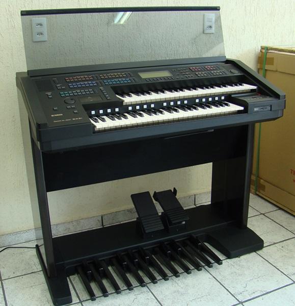 Yamaha EL 900 + registrações gratuitas  - Teclasom Instrumentos Musicais Ltda