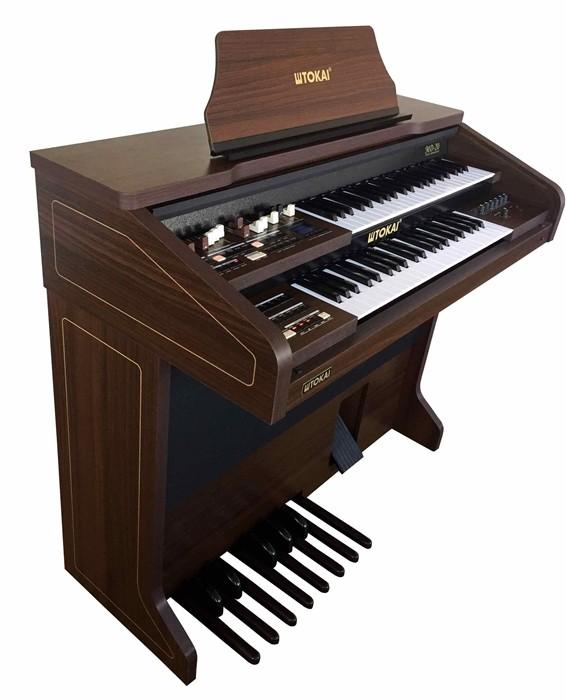 Lançamento! Órgão Eletrônico Tokai MD 20 Best Seller   - Teclasom Instrumentos Musicais Ltda