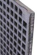 Grelha Quadriculada Sem Caixilho Em Ferro Fundido Nodular - FUNDIÇÃO VESUVIO