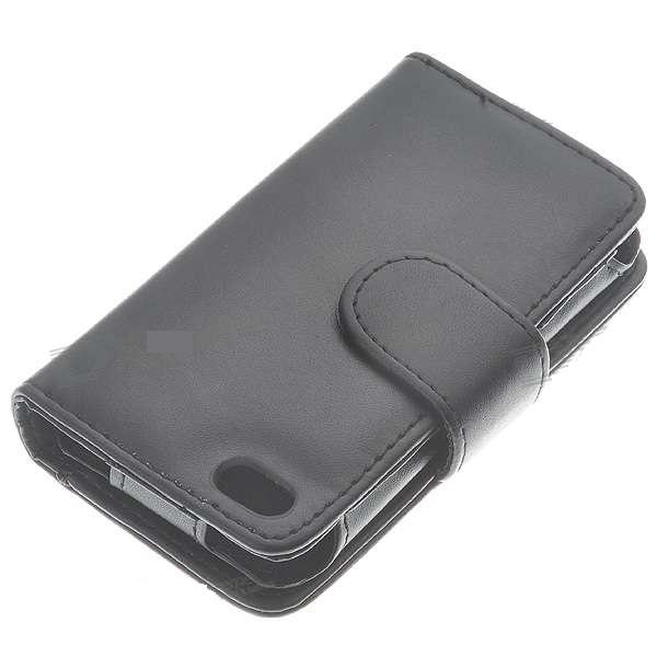 Capa Case para Iphone em Couro profissional 2G 3G 3GS e 4 4s  - HARDFAST INFORMÁTICA