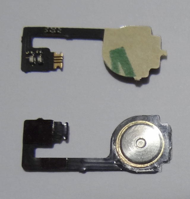 Cabo Flex Home Iphone 4 4s Home Button Ribbon Apple Cable  - HARDFAST INFORMÁTICA