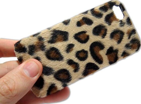 Capa Apple Iphone 5 5s Onça Oncinha Veludo Tigre Frete Gratis  - HARDFAST INFORMÁTICA