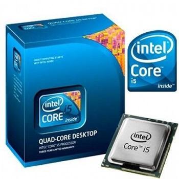 Processador Intel I5 Box Lga 1155 Lacrado Cooler Original NF  - HARDFAST INFORMÁTICA
