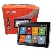 Gps Mio S665 Tela 5 Bluetooth Pacote full Brinde 4gb Igo 8 desbloqueado