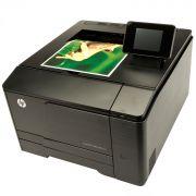 Impressora Hp Laser Colorida Rede Cabo e WIFI Aceita Recarga