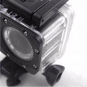 Camera Filmadora 1080 Esporte Mergulho Foto Moto HD Capacete Bike Action
