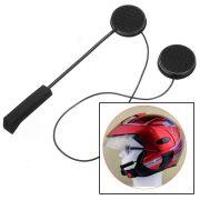 Fone Ouvido Capacete Moto sem Fio Bluetooth Hi-Fi Viva voz Gps Musicas