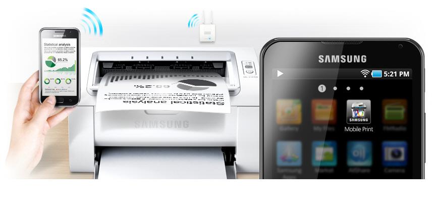 Impressora Laser Samsung 2165w Wifi Sem fio NF-E Celular NEW  - HARDFAST INFORMÁTICA