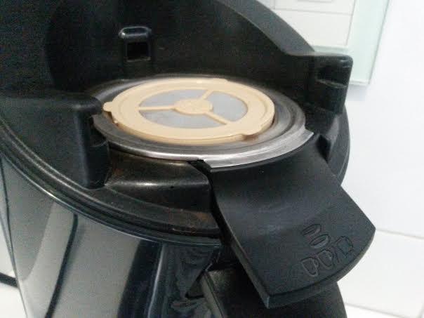 Filtro Refil Cafeteira Senseo Pilão EcoPad Sache Philips BR  - HARDFAST INFORMÁTICA