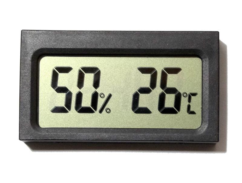 Termômetro Digital Umidade do Ar Temperatura Quarto Bebe  - HARDFAST INFORMÁTICA